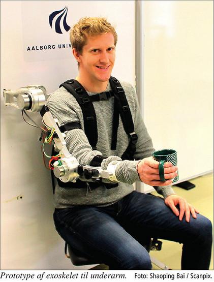 Robotskeletter